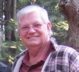 Author Dan Foley.