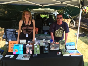 Authors Stacey Longo and Rob Watts.